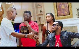 OFFICIAL VIDEO: D'banj – It's Not A Lie ft. Wande Coal, Harrysong