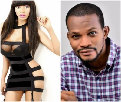 Dencia And Uche Maduagwu Fight Each Other On Instagram Over Biafra