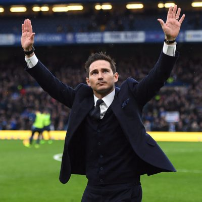 Frank Lampard Set To Become New Manager Of League One Club
