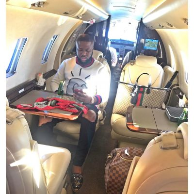 Hushpuppi And Davido - Who Is Richer?