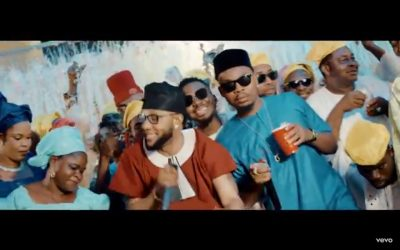 OFFICIAL VIDEO: KCee - We Go Party ft. Olamide