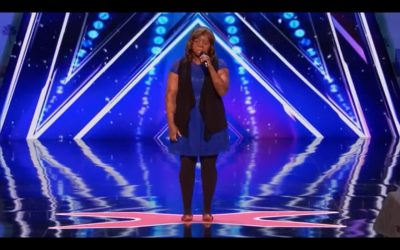 WOW! Kechi Okwuchi, Survivor Of 2005 Sosoliso Crash Thrills Audience At America's Got Talent