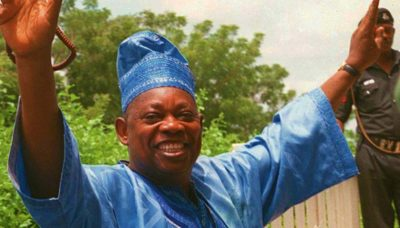 The Speech That Got MKO Abiola Arrested And 'Killed'