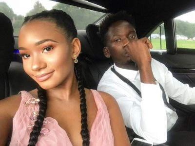 Oops! Twitter War Over Mr Eazi & Temi Otedola's New Flame
