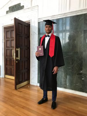 Nigerian Student Graduates As Best Student From Russian Medical School