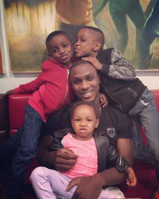 Ajegunle To The World: Footballer, Odion Ighalo Narrates How His Girlfriend Dumped Him