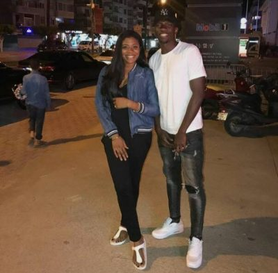 Super Eagles Defender, Kenneth Omeruo Set To Wed Girlfriend Of 8 Years