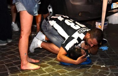 Many Injured Over Explosion Panic In Turin After Champions League Final Match