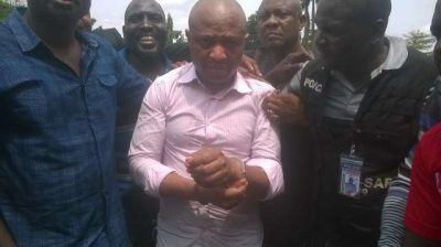 Police Officers Promoted For Arresting Evans The Kidnapper