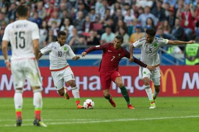 FIFA Confederation Cup: Portugal vs Mexico 2 - 2 [HIGHLIGHTS DOWNLOAD]