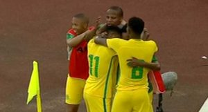 Nations Cup Qualifier: Nigeria vs South Africa 0 – 2 [HIGHLIGHTS DOWNLOAD]