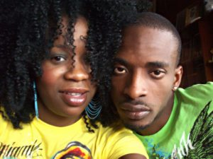 9ice And His Ex-wife, Toni Payne Hang Out Together