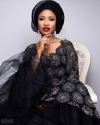 Tonto Dikeh: Actress Shares Breathtaking Photos As She Turns 32