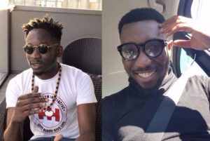 Mr Eazi & Timi Dakolo Appointed As Anti-Tobacco Ambassadors