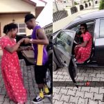 YAGI! Lil Kesh Buys His Mom A New Car