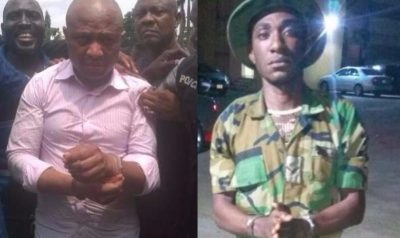 Police Arrest Soldier Who Evans Paid N6.5m For Working With Him
