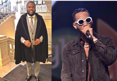 You Live And Die For Gucci, I'll Live And Die For My People - Phyno Replies Hushpuppi