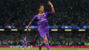 Ronaldo Beats Messi As UEFA Champions League Top Scorer For The 5th Time