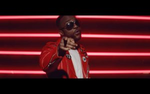 Iyanya Creates Iconic Artificial Intelligence Video For 'HOLD ON'