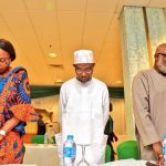 Aregebsola, Akeredolu, Ganduje And Fayose At Governors' Forum Meeting