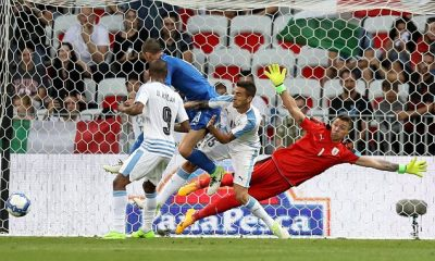 Friendly Match: Italy vs Uruguay 3 - 0 [HIGHLIGHTS DOWNLOAD]