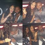 Kemen And TBoss Reunite In Abuja Night Club