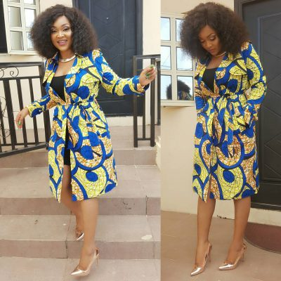 But You're Not A Widow Yet - Mercy Aigbe And Fan Fight Over 'Widows Ambassador' Role