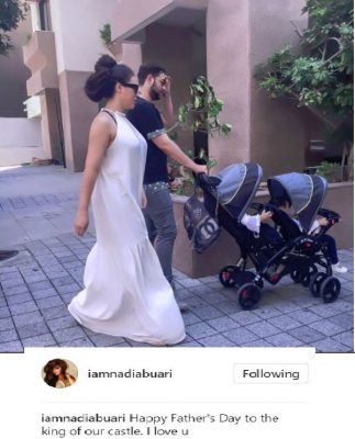 Ghanaian Actress, Nadia Buari Finally Unveils Her Baby Daddy