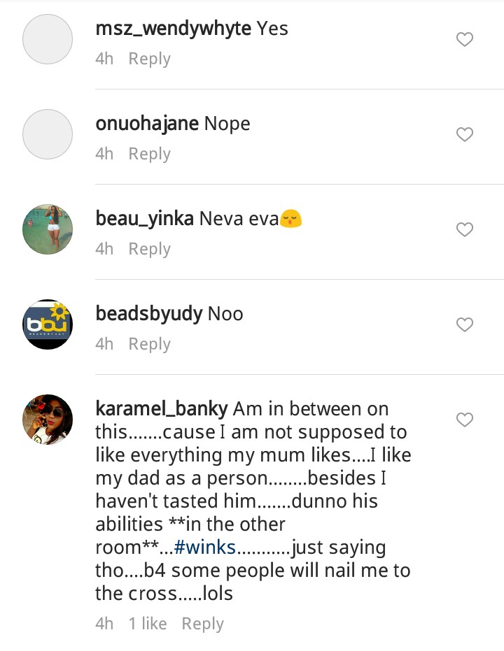 Would You Marry A Man Like Your Dad? - See How Ladies Replied