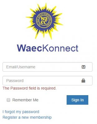 WAEC Launches WaecKonnect, An Interactive Online Portal For Candidates