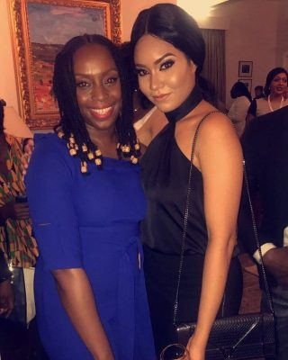 I Couldn't Stop Screaming - Anna Banner Gushes After Meeting Chimamanda