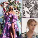 Beyonce twins Sir and Rumi Carter