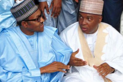 Saraki To Declare Buhari's Seat Vacant If He Doesn't Show Up In 18 Days