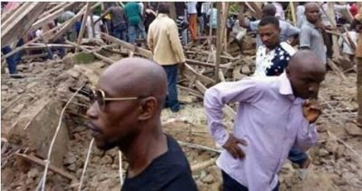 3 Killed, Scores Injured As Another Building Collapses In Imo State