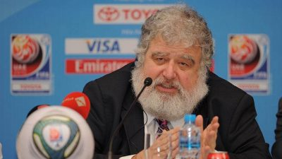 Banned Former FIFA Executive, Chuck Blazer Dies At 72