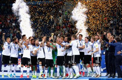 FIFA Confederation Cup Final: Chile vs Germany 0 - 1 [HIGHLIGHTS DOWNLOAD]
