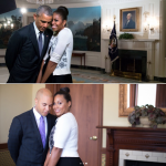 Couple Missed The Obamas, Recreate Their Poses For Their Pre-wedding Shoot