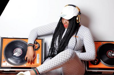 DJ Sexy Spin: From Nigeria To Kenya, Meet The Hottest Female DJ In Africa