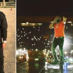 Davido Performance at Mali