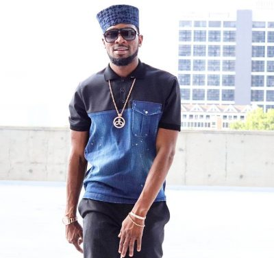 AUDIO + VIDEO: D'banj - Be With You