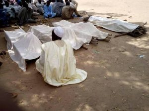 Farmers And Villagers Killed By Boko Haram In Borno