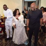 Otedola And Elumelu Grace Folorunsho Alakija 66th Birthday Celebration