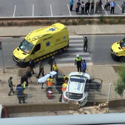 Muslim Terrorist Shoots Two Police Officers In Gavà, Catalonia
