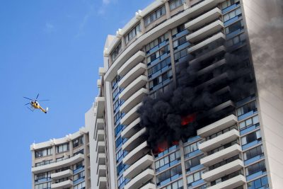 3 Killed In Honolulu's High-rise Building Fire Accident