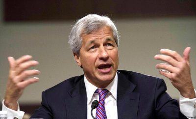 Jamie Dimon Says Being An American In Abroad Is 'Almost An Embarrassment'