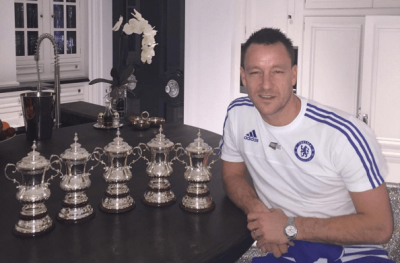 It's Official! John Terry Now Signed To Aston Villa