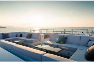 Photos Of $80m Yacht Bought By Kola Aluko; Jay Z & Beyonce Also Rented It