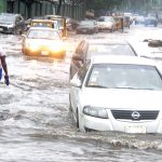 Lekki Flood: Residents Remain Grounded In Their Homes
