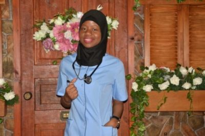 Nigerian Emerges Best Graduating Student In The Whole Of Ukraine