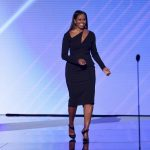 MIchelle Obama at ESPY Awards 2017